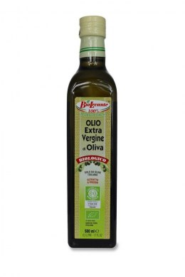 BIO LEVANTE Oliwa z oliwek extra virgin BIO 500ml