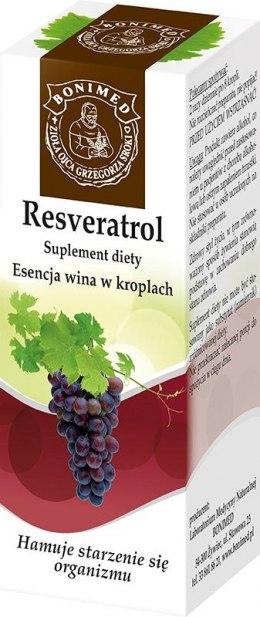 Resveratrol 20ml BONIMED