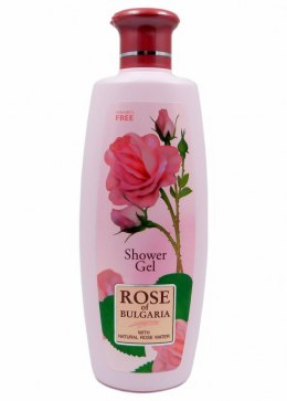 ROSE Żel pod prysznic 330ml BIOFRESH