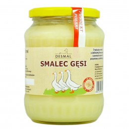 Smalec gęsi 720ml DESMAL