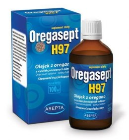 ASEPTA Oregasept H97 100ml - Olejek z oregano