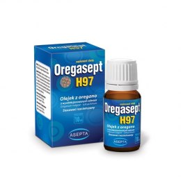 ASEPTA Oregasept H97 10ml - Olejek z oregano